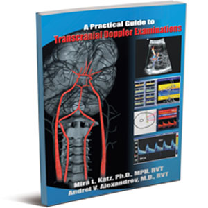 CME - A Practical Guide To Transcranial Doppler Examinations - Softcover Book