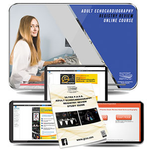 Adult Echocardiography Registry Review - Online Gold Package