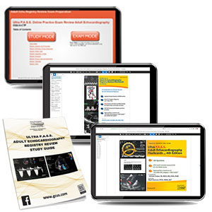 Adult Echocardiography Registry Review - Online Silver Package
