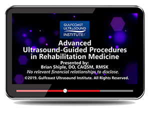 Advanced Ultrasound-Guided Procedures in Rehabilitation Medicine