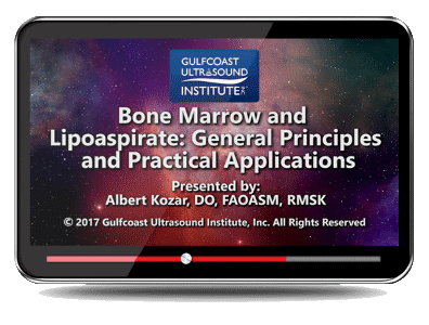 CME - Bone Marrow and Lipoaspirate: General Principles and Practical Applications