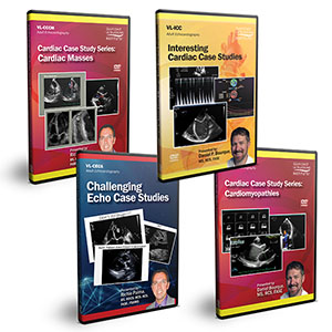 Cardiac Case Series DVD Course Pack
