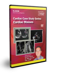 Cardiac Case Study Series: Cardiac Masses - DVD