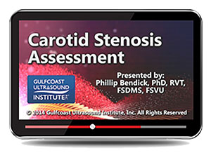 CME - Carotid Stenosis Assessment