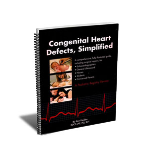 Congenital Heart Defects, Simplified - 30% OFF SALE