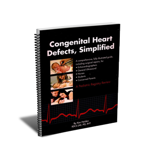 CME - Congenital Heart Defects, Simplified - Spiral Bound Book
