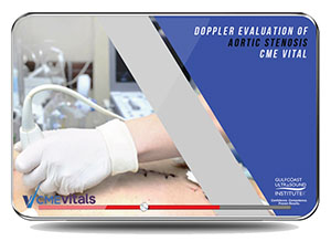 CME - Doppler Evaluation of Aortic Stenosis