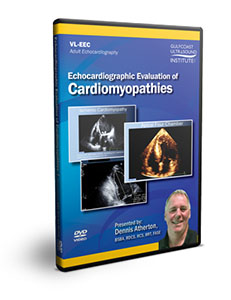Echocardiographic Evaluation of Cardiomyopathies - DVD