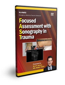 Focused Assessment with Sonography in Trauma - DVD