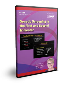 Genetic Screening in the First and Second Trimester - DVD