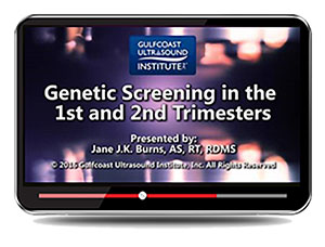 Genetic Screening in the First and Second Trimester