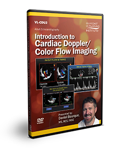 Introduction to Cardiac Doppler/Color Flow Imaging - DVD
