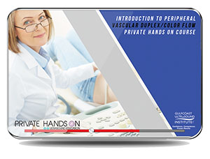 CME - Private Hands-On Introduction to Peripheral Vascular Imaging