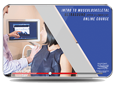 CME - Introduction to Musculoskeletal Ultrasound: Upper and Lower Extremities