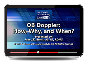 OB Doppler:  How, Why and When