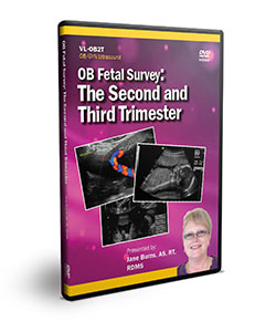 OB Fetal Survey: The Second and Third Trimester - DVD