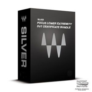 POCUS Lower Extremity DVT Certificate Silver Bundle