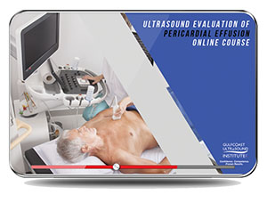 CME - Ultrasound Evaluation of Pericardial Effusion