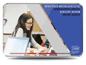 Registered Musculoskeletal Sonographer (RMSKS) Registry Review