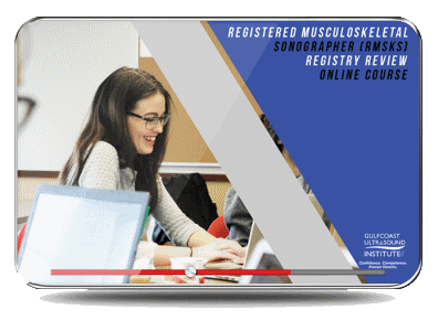 CME - Registered Musculoskeletal Sonographer (RMSKS) Registry Review