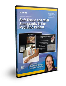 Soft-Tissue and MSK Sonography in the Pediatric Patient - DVD
