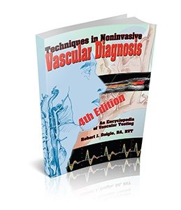 Techniques in Noninvasive Vascular Diagnosis - 4th Ed.- Softcover Book