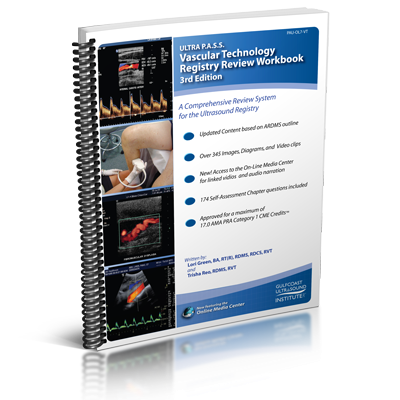 CME - ULTRA P.A.S.S Vascular Technology Registry Review Workbook