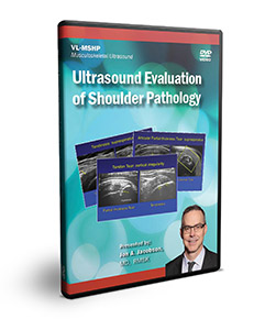 Ultrasound Evaluation of Shoulder Pathology - DVD