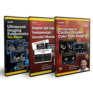 Ultrasound Physics - General and Doppler DVD Course Pack