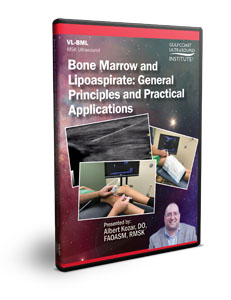 Bone Marrow and Lipoaspirate: General Principles and Practical Applications - DVD
