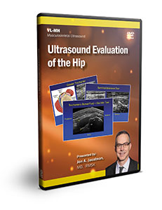 Ultrasound Evaluation of the Hip - DVD