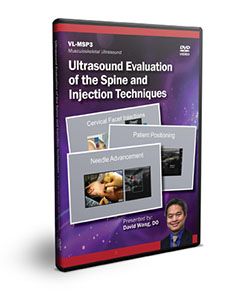 Ultrasound Evaluation of the Spine and Injection Techniques - DVD