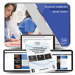 Vascular Technology Registry Review - Online Gold Package