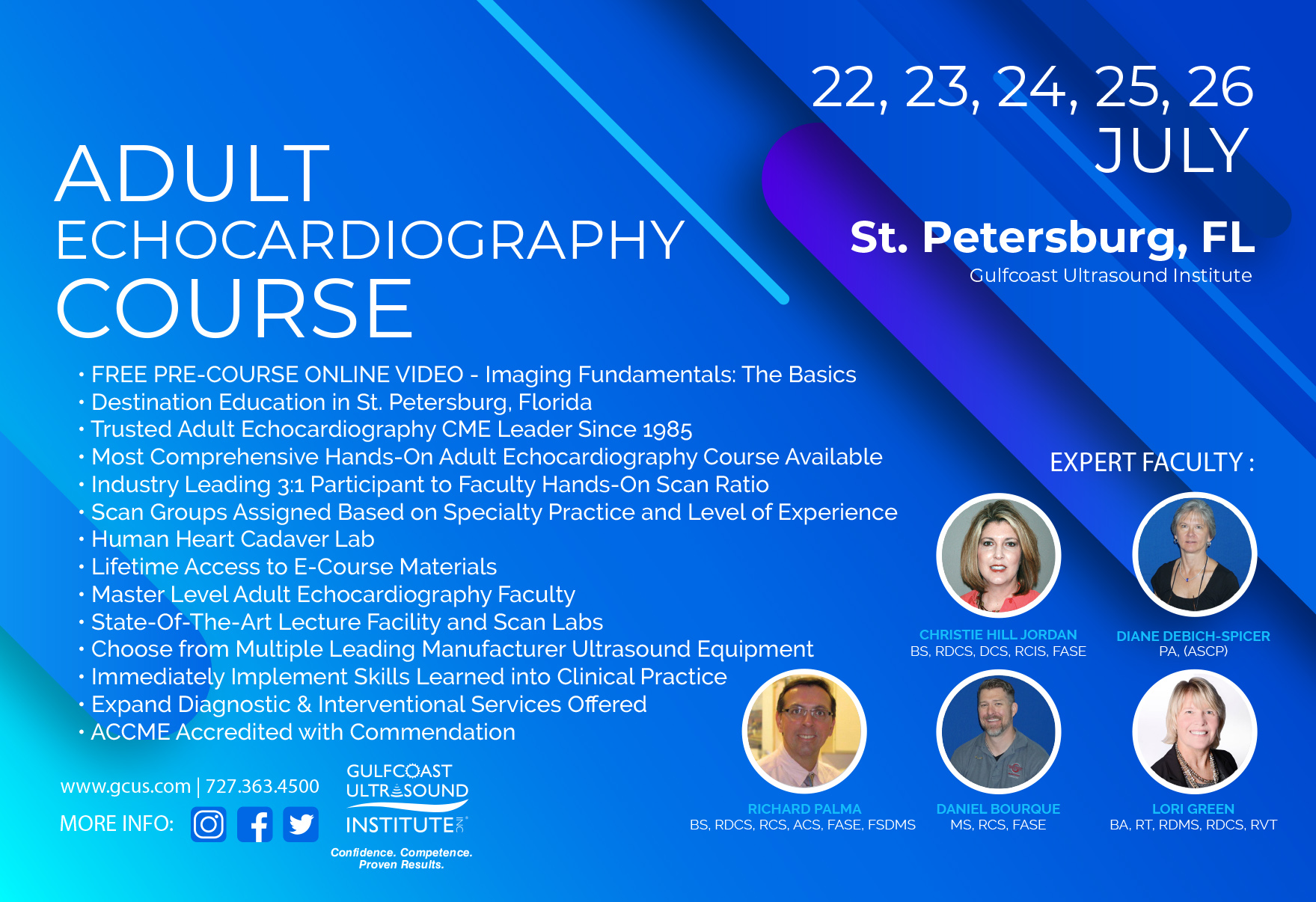 Hands On Adult Echocardiography Course