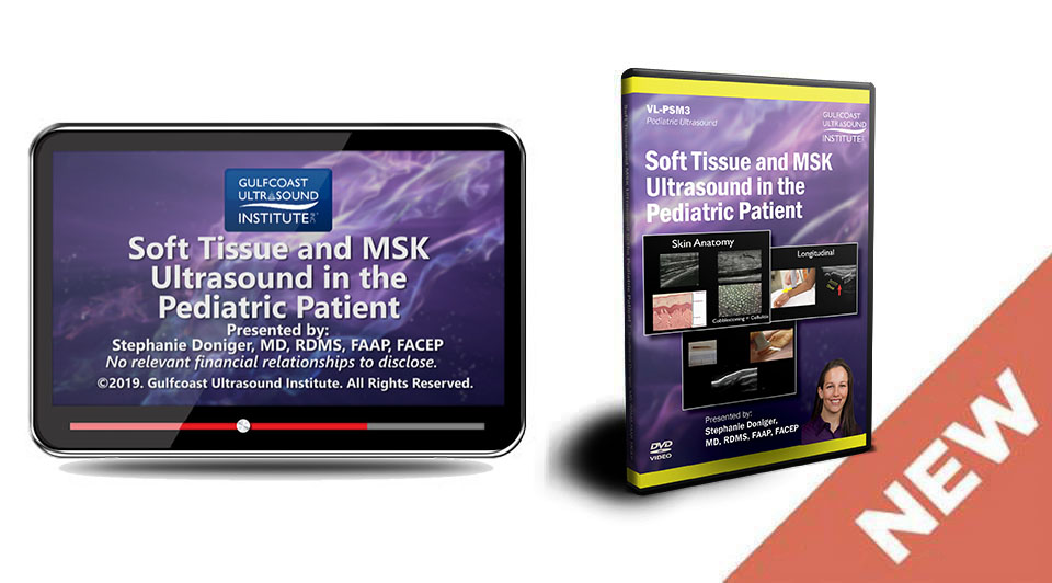How to scan soft tissue and MSK Ultrasound in a pediatric patient.