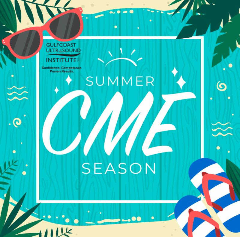 Summer Ultrasound Training and CME Courses