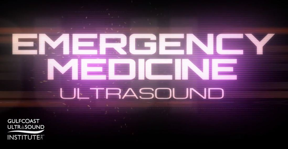 5 Reasons to Take an Emergency Medicine & Critical Care Ultrasound Course at Gulfcoast Ultrasound