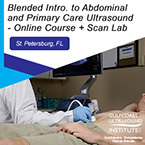 CME - Blended Introduction to Abdominal and Primary Care Ultrasound
