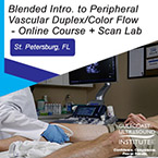CME - Blended Introduction to Peripheral Vascular Duplex/Color Flow Ultrasound