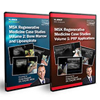 CME - Regenerative Medicine Case Studies DVD Course Pack