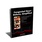 CME - Congenital Heart Defects, Simplified - 30% OFF SALE