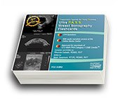 CME - ULTRA P.A.S.S. Breast Ultrasound Registry Review Flashcards (THIRD EDITION)  - 8-BR2