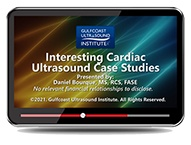 CME - Interesting Cardiac Ultrasound Case Studies