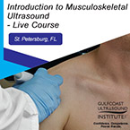 CME - Introduction to Musculoskeletal Ultrasound - M-201