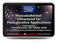 CME - Musculoskeletal Ultrasound for Postoperative Applications