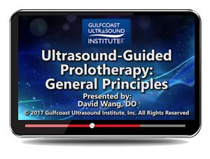 CME - Ultrasound Guided Prolotherapy: General Principles