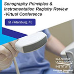 CME - Physics / Sonography Principles & Instrumentation (SPI) Registry Review - RRSPI-213VC