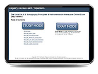 CME - ULTRA P.A.S.S. Sonography Principles and Instrumentation (SPI) Interactive Registry Review Online Mock Exam - MOCK-1-PHYS2