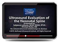 CME - Ultrasound Evaluation of the Neonatal Spine