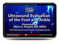 CME - Ultrasound Evaluation of the Foot and Ankle